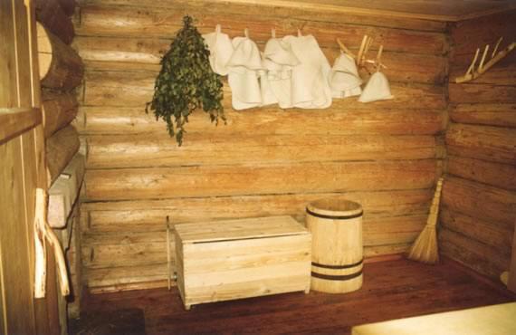 Все о сауне русская баня виды бань